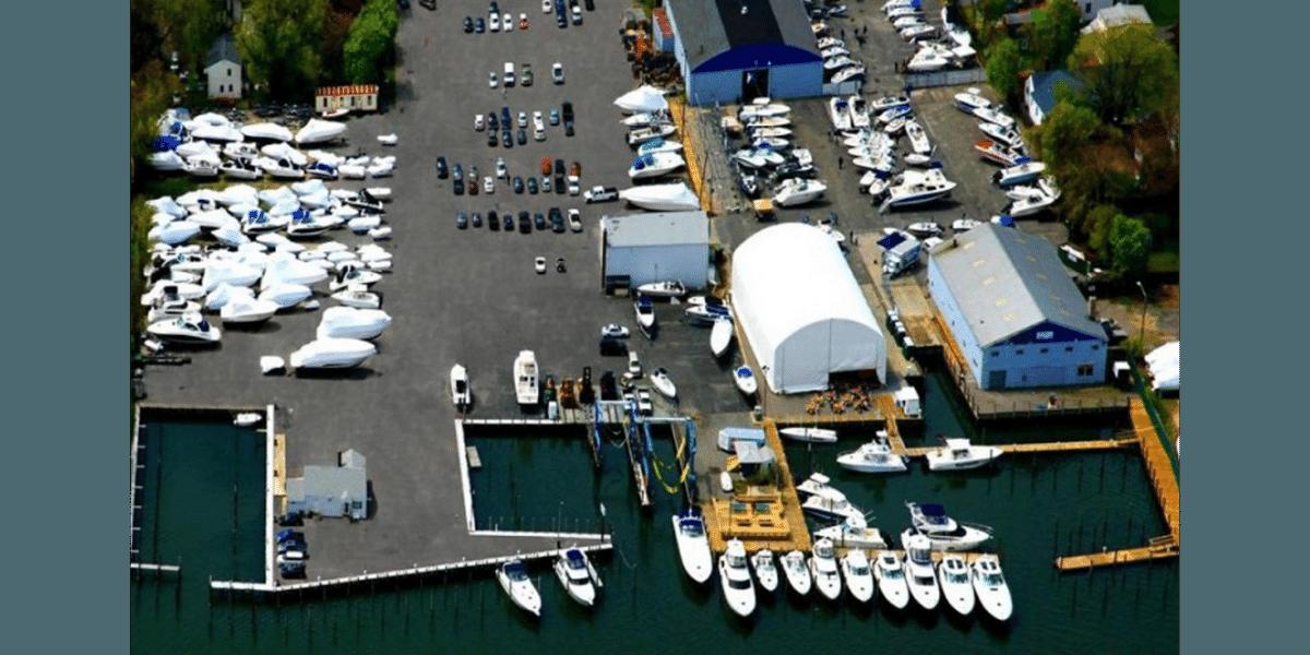 Seaside 3 Marina